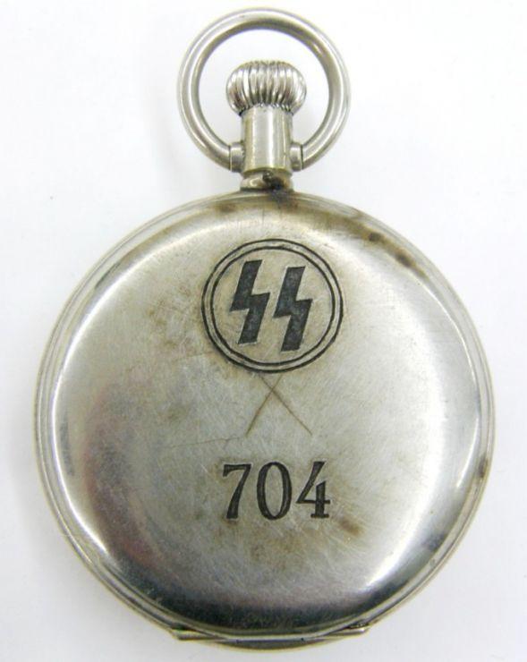 """Waffen SS/ Cronómetro """"Junghans"""""""
